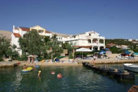 Guest House Frane - Two-Bedroom Apartment with Balcony and Sea View - sea view apartments pag
