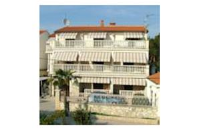 Guest House Villa Jadera - Double Room with Balcony and Sea View - zadar rooms