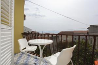 Apartments Lalic - Apartment with Sea View - apartments makarska near sea