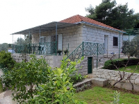 Accommodation House Tonia - House for 4+2 persons - croatia house on beach