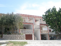 Accommodation Majestic View - Apartment for 2+2 persons - sea view apartments pag