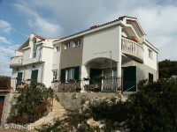 809 - A-809-a - croatia house on beach