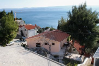 5252 - A-5252-a - croatia house on beach