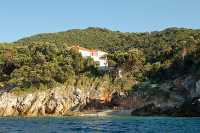 4950 - A-4950-a - croatia house on beach