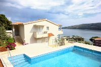 8661 - K-8661 - croatia house on beach