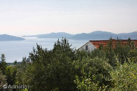 4718 - K-4718 - croatia house on beach