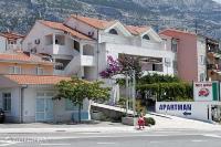 6693 - A-6693-a - Ferienwohnung Makarska