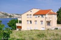 3086 - A-3086-a - Ferienwohnung Stara Novalja