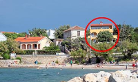 5824 - A-5824-a - croatia house on beach
