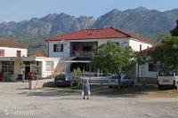 6628 - A-6628-a - Ferienwohnung Paklenica