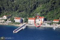 4571 - A-4571-a - croatia house on beach
