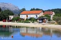 10066 - A-10066-a - croatia house on beach