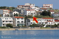 208 - A-208-a - croatia house on beach