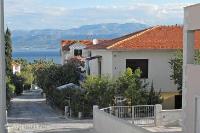 5611 - A-5611-a - croatia house on beach