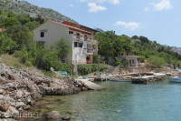 6631 - A-6631-a - croatia house on beach
