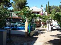 11356 - A-11356-a - croatia house on beach