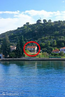 2182 - A-2182-a - croatia house on beach