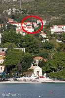 4773 - A-4773-a - croatia house on beach