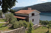 5535 - A-5535-a - croatia house on beach