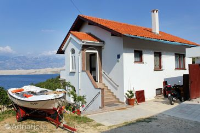 9374 - A-9374-a - croatia house on beach