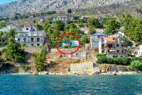 1021 - A-1021-a - croatia house on beach