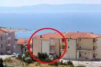 6667 - A-6667-a - apartments makarska near sea
