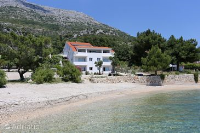 4545 - A-4545-a - croatia house on beach