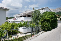 5412 - A-5412-a - croatia house on beach