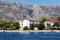 6440 - A-6440-a - croatia house on beach