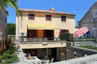 8088 - A-8088-a - croatia house on beach