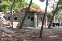 3250 - A-3250-a - croatia house on beach