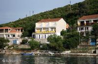 604 - A-604-a - croatia house on beach