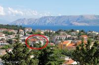 5496 - A-5496-a - Houses Crikvenica