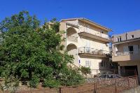 6854 - A-6854-a - croatia house on beach