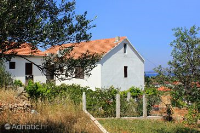 887 - A-887-a - croatia house on beach
