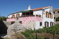 382 - A-382-a - croatia house on beach