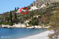 4766 - AS-4766-a - croatia house on beach