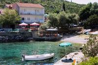 2047 - A-2047-b - croatia house on beach