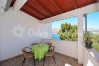 Appartement Mladen 1 (id: 1603) - Appartement Mladen 1 (id: 1603) - croatia strandhaus