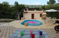 Holiday home 178653 - code 198819 - island brac house with pool