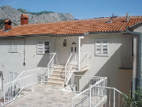 Holiday home 164097 - code 165990 - omis apartment for two person