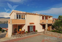 Holiday home 160923 - code 159644 - sea view apartments pag