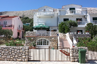 Holiday home 107445 - code 7523 - sea view apartments pag