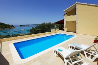 Holiday home 176817 - code 195117 - island brac house with pool