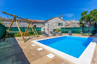 Holiday home 179634 - code 201615 - island brac house with pool