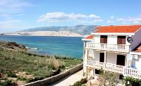 kuća za odmor 108846 - šifra 8932 - apartman s pogledom na more pag
