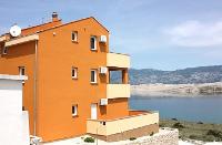 kuća za odmor 146993 - šifra 131948 - apartman s pogledom na more pag