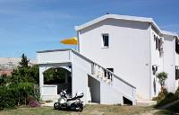 kuća za odmor 163119 - šifra 164064 - apartman s pogledom na more pag