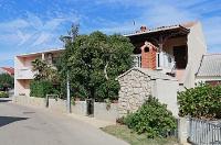 kuća za odmor 143634 - šifra 126385 - Apartmani Povljana