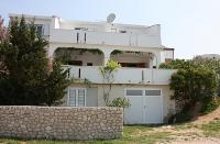 kuća za odmor 132126 - šifra 128479 - apartman s pogledom na more pag